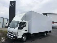 Vrachtwagen Fuso Mitsubishi 7C18 Koffer+LBW Klima NL 3.240kg tweedehands bakwagen