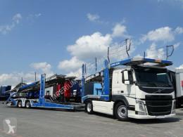 Camión portacoches Volvo FM 460/ACC/EURO LOHR/ROLFO/9 CARS/AUTOTRANSPORTE