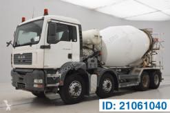 Teherautó MAN TGA 32.360 használt betonkeverő beton