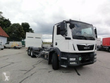 MAN TGM TGM 26.340 6x2-4 BL manuell Lenkachse Klima truck used chassis
