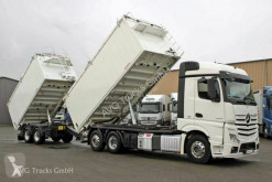 Mercedes Actros 2545 L Getreidekipper-Zug Kempf Kompressor trailer truck used cereal tipper
