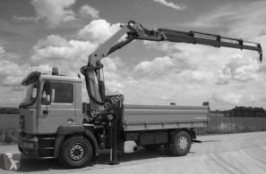 Palfinger billenőkocsi teherautó