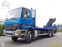 Mercedes plató teherautó Actros 2631