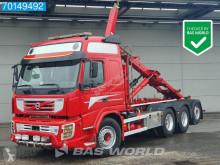 Camión Gancho portacontenedor Volvo FMX 460