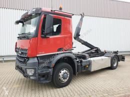 Camion scarrabile Mercedes Arocs 1846 LK 4x4 HAD 1846 LK 4x4 HAD, Wechselsystem Abroller/Kipper/Szm, 2x AHK