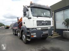 Camion polybenne MAN TGA 35.440