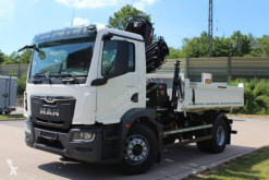 Camion tri-benne MAN TGM 18.320
