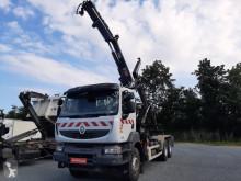 Ciężarówka Renault Kerax 380.26 Hakowiec używana
