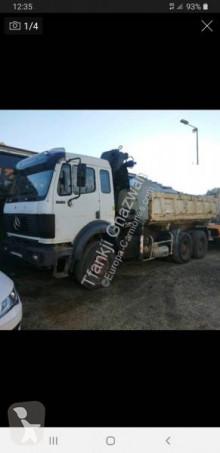 Camión volquete benne TP Mercedes SK 2631