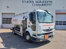 Renault szénhidrogének tartálykocsi teherautó Midlum 270.16 DXI