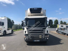 Scania egyhőmérsékletes hűtőkocsi teherautó P 360