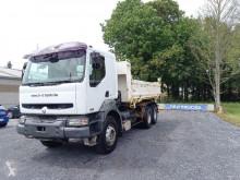 Camion bi-benne Renault Kerax 420