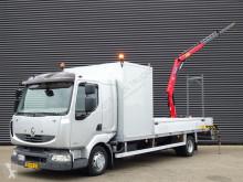 Camion Renault Midlum plateau occasion