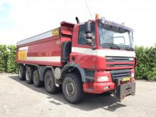 Ginaf tipper truck X 5450 S 10x8 Manual