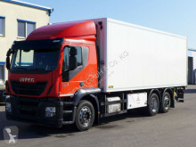 Camion Iveco Stralis 460*Euro6*Mitsubishi TU100SA*Lenk*LBW* frigo occasion