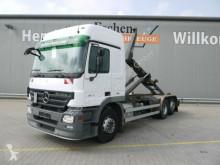 Lastbil Mercedes Actros Actros 2541 6x2 MP2*Meiller RK20.65*Retarder*AC flerecontainere brugt