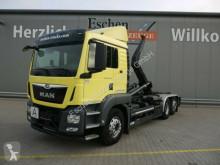 Camion polybenne MAN TGS TGS 26.420 6x2-4BL*Meiller RS21.65*Intarder*Lenk