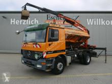 Camion benne Mercedes Actros Actros 1831*Atlas 115.2 Baujahr 2010*Blatt/Blatt