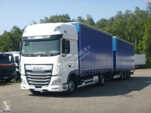 Camion DAF XF 460 rideaux coulissants (plsc) occasion