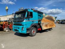 Camion ribaltabile trilaterale Volvo FMX FMX 500 6x4 3-Achs Kipper Bordmatik, Euro 6