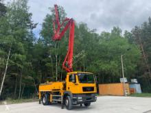 MAN TGM TG-M 18.290 4x2 Betonpumpe truck used concrete pump truck