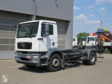 Ciężarówka MAN TGM TG-M 18.340 4x2 Pritsche Fahrgestell podwozie używana