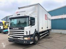 Camión furgón Scania 94-260 SLEEPERCAB CLOSED BOX (MANUAL GEARBOX / AIRCONDITIONING / TAILLIFT)
