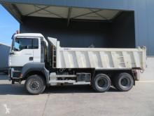 Camion MAN TGA26.350 6x6 benne occasion
