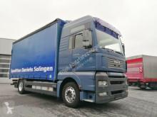 Camion savoyarde MAN TGA TGA 18.480 XXL- Plane und Spriegel-EURO 4-ANALOG