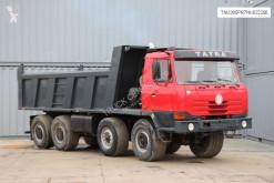 Lastbil Tatra 815-2, 8x8, STRONG BODY, AFTER REPAIR ske brugt