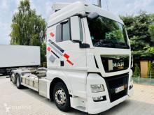 Camión chasis MAN TGX 26.420 E6 6x2 BDF do zabudowy , podwozie