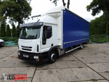 Camión Iveco EUROCARGO120E25 lonas deslizantes (PLFD) usado