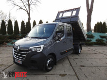Camion Renault MASTERSKRZYNIA WYWROTKA DOKA 7 MIEJSC KLIMATYZACJA TEMPOMAT LED benne occasion