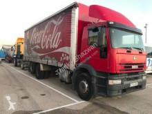 Kamión Iveco plachtový náves ojazdený
