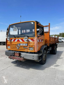 Ciężarówka Renault Midlum 160 wywrotka trójstronny wyładunek używana