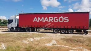 Camión lonas deslizantes (PLFD) Iveco Stralis