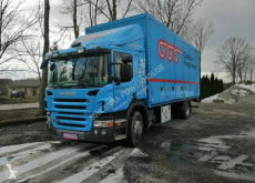 Camion Scania P 340 fourgon occasion