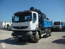 Camion Renault Kerax 420 bi-benne occasion