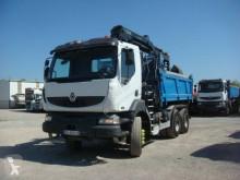 Renault hátra és egy oldalra billenő kocsi teherautó Kerax 420