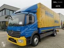Camião Mercedes Atego Atego 1530 / German caixa aberta com lona usado