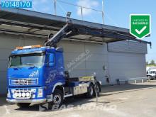 Camión Gancho portacontenedor Volvo FH 420