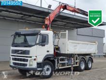Volvo FM 370 truck used three-way side tipper