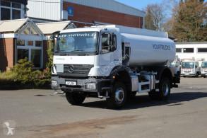 Camión Mercedes Axor 1833 Tank / 4x4 / 11.000l / 4 Kammern / ADR cisterna usado