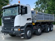 Camion benne Scania G Scania G 450 8x4 EURO6 DSK mit Bordmatik TOP!