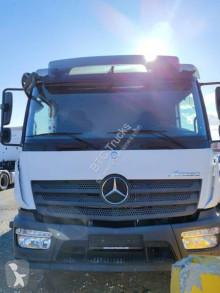 Camião Mercedes Atego 1230 L plataforma usado