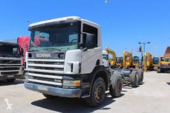 Ciężarówka Scania C 114C340 podwozie używana