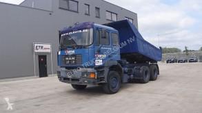 Camion MAN 26.464 benă second-hand