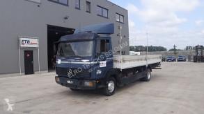 Camión Mercedes 817 caja abierta usado