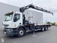 Ciężarówka Renault Premium Lander 380.26 DXI platforma standardowa używana