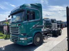 Камион Scania R 520 шаси втора употреба